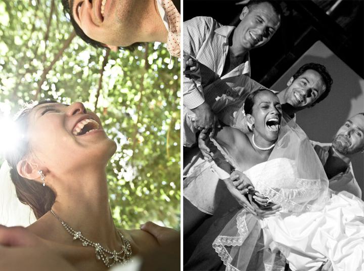 felicità degli sposi durante il ricevimento in queste foto spontanee dello studio fotografico a roma che offre servizi fotografici in tutta italia e destination weddings all'estero
