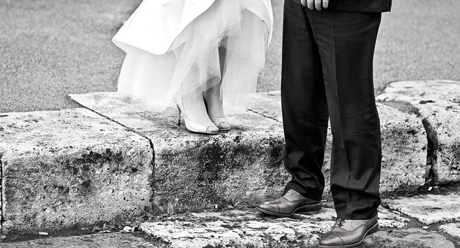fotografo dettagli nozze roma