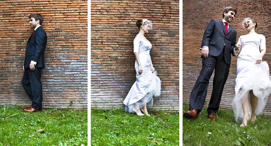 foto nozze roma
