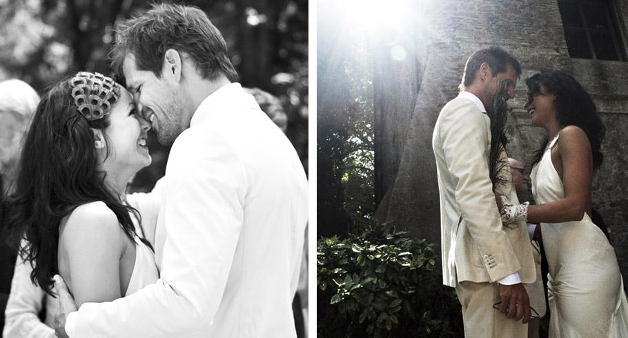foto matrimonio roma