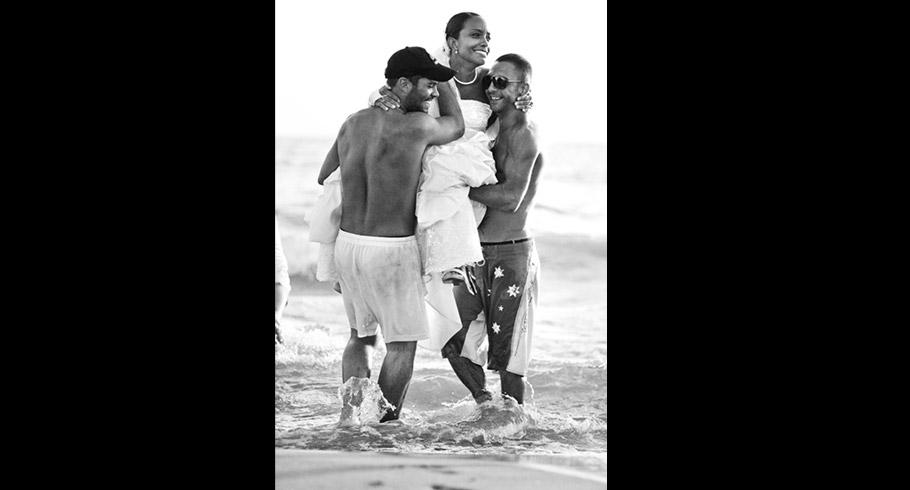 fotografo eventi a roma matrimonio in spiaggia singita fregene roma