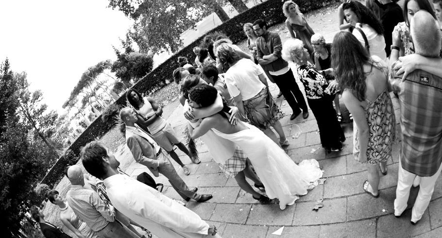 fotografo matrimonio roma caracalla