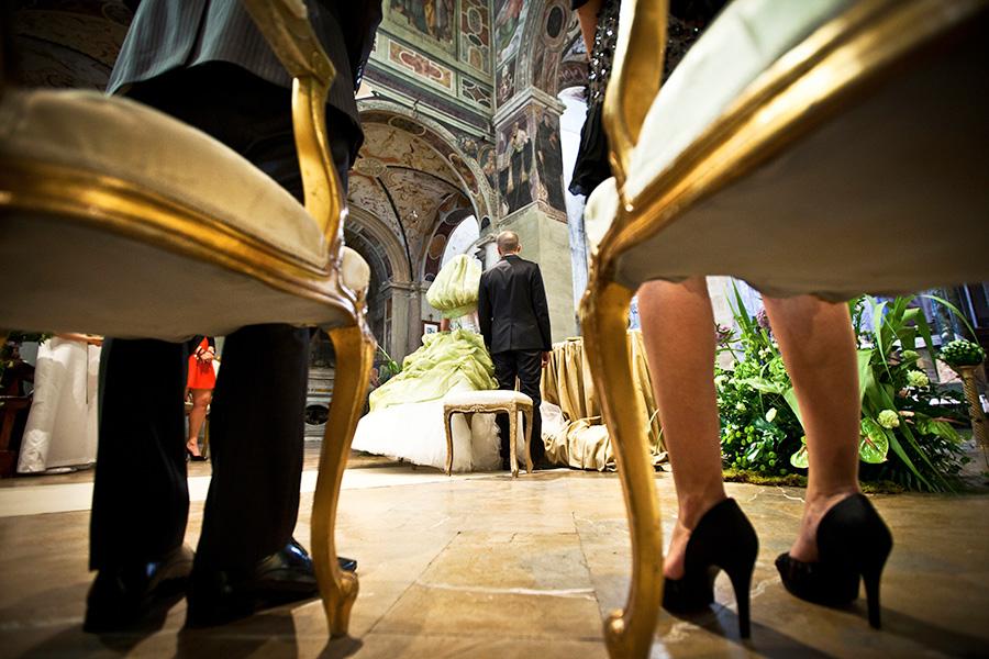 abbazia di farfa chiesa per matrimoni fotografia
