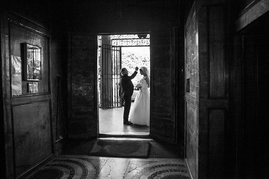fotogiornalismo di matrimonio