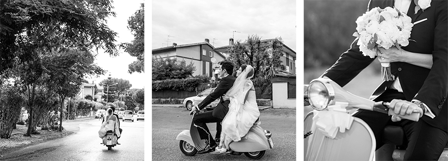 Matrimonio In Vespa : Reportage matrimonio fregene fotografo roma