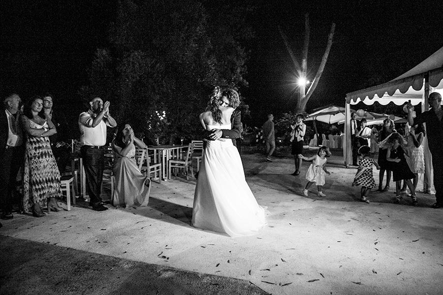 il primo ballo degli sposi