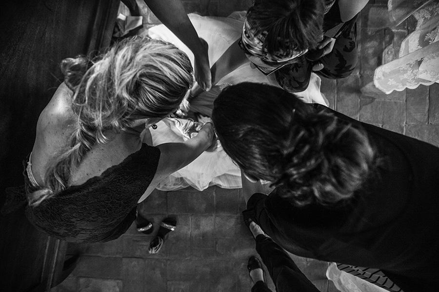 fotografo reportage matrimonio a roma fotografie artistiche in bianco e nero.