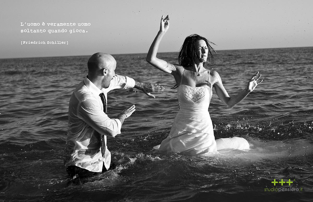 fotografo studio pensiero servizio fotografico post matrimoniale